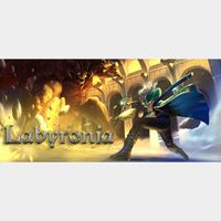 Labyronia RPG and Labyronia RPG 2 | 2 x STEAM Keys [INSTANT DELIVERY]