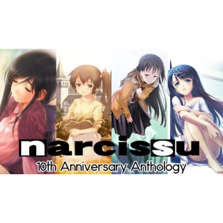 Narcissu 10th Anniversary Anthology Project+Season Pass Steam Key/Global/Instant Delivery