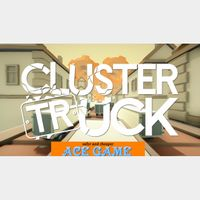 Clustertruck Steam Key/Global/Instant Delivery