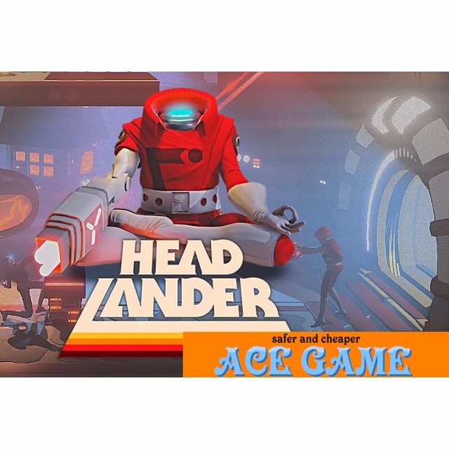 Headlander|Steam Key/Global/Instant Delivery