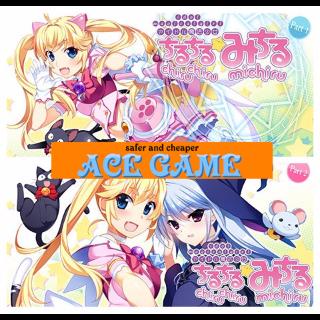 Idol Magical Girl Chiru Chiru Michiru Part 1+2|Steam Key/Global/Instant Delivery
