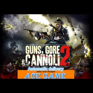 Guns, Gore and Cannoli 2 Steam/Auto delivery