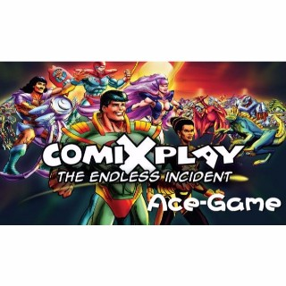 ComixPlay #1: The Endless Incident|Steam Key/Global/Instant Delivery
