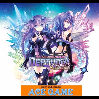 Hyperdimension Neptunia Re;Birth3 Deluxe Edition Bundle Steam/Automatic delivery