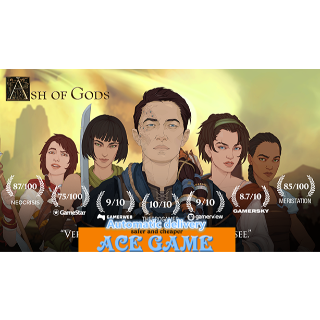 Ash of Gods: Redemption|Steam/Auto delivery