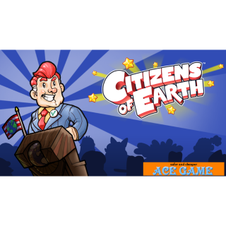 Citizens of Earth|Steam Key/Global/Instant Delivery
