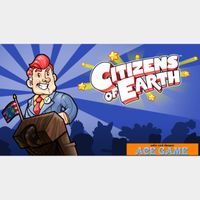 Citizens of Earth Steam Key/Global/Instant Delivery