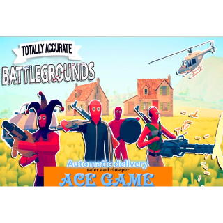 Totally Accurate Battlegrounds|Steam/Auto delivery