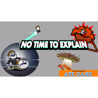 No Time To Explain Remastered|Steam Key/Global/Instant Delivery