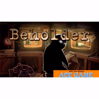 Beholder|Steam Key/Global/Instant Delivery