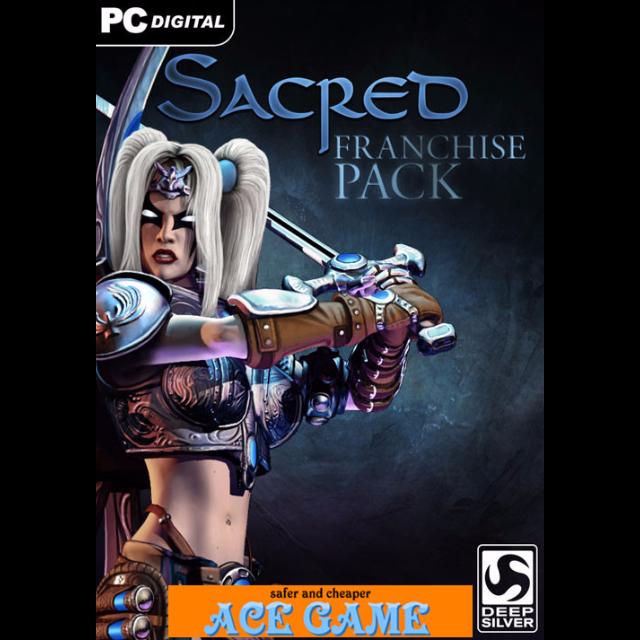 Sacred Franchise Pack Steam Key/Global/Instant Delivery - Steam