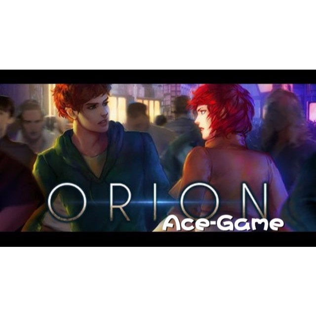Orion: A Sci-Fi Visual Novel|Steam Key/Global/Instant Delivery