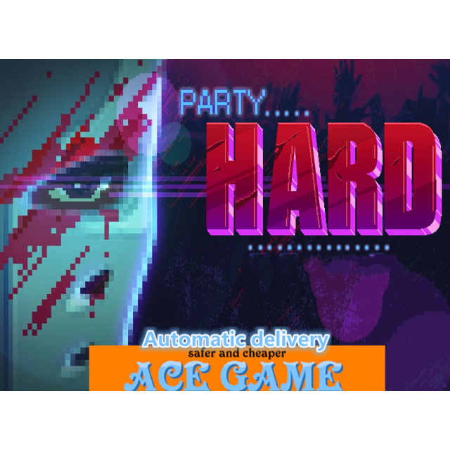 Party Hard + High Crimes DLC|Steam/Auto delivery