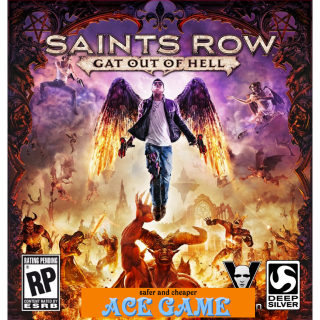 Saints Row: Gat out of Hell Steam Key/Global/Instant Delivery
