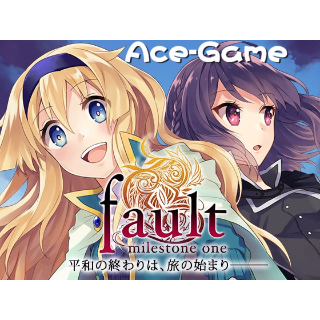 fault - milestone one Steam Key/Global/Instant Delivery