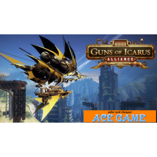 Guns of Icarus Alliance|Steam Key/Global/Instant Delivery