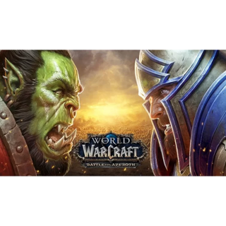 World of Warcraft: Battle for Azeroth US/NA