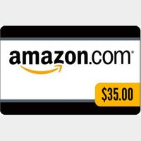 $35.00 Amazon - INSTANT DELIVERY