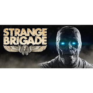 Strange Brigade - INSTANT DELIVERY / Steam Key