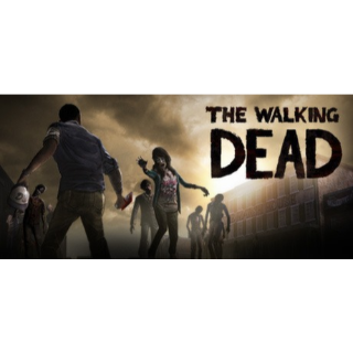 The Walking Dead and The Walking Dead: 400 Days - INSTANT DELIVERY / Steam Key