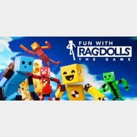 Fun with Ragdolls - INSTANT DELIVERY / Steam Key