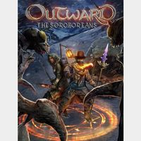 OUTWARD: THE ADVENTURER BUNDLE + THE SOROBOREANS AND OUTWARD SOUNDTRACK