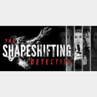 The Shapeshifting Detective - INSTANT DELIVERY / Steam Key
