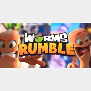 Worms Rumble + Legends Pack DLC *Instant Steam Key*