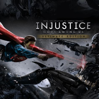 Injustice Gods Among Us Ultimate Edition - Steam  [Buy Two Get One Free]