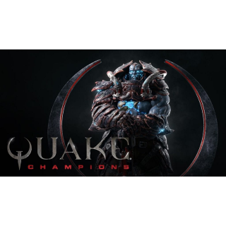 Quake Champions 50 Shards, 100 Platinum, 2000 Favor [Buy Two Get One Free]