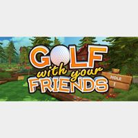 Golf With Your Friends, Caddy Pack and OST *Instant Steam Key*