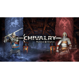 Chivalry: Medieval Warfare *Instant Steam Keys* [Buy Two Get One Free]