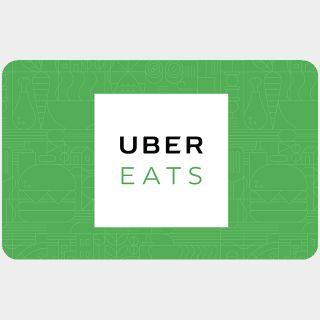 $100.00 Uber Eats