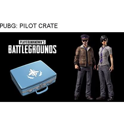 PUBG | PUBG Pilot Crate - PlayerUnknown's Battlegrounds In
