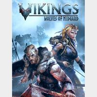Vikings: Wolves of Midgard - Steam key - Instant delivery