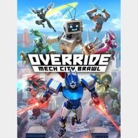 Override: Mech City Brawl - Instant Delivery Steam Key