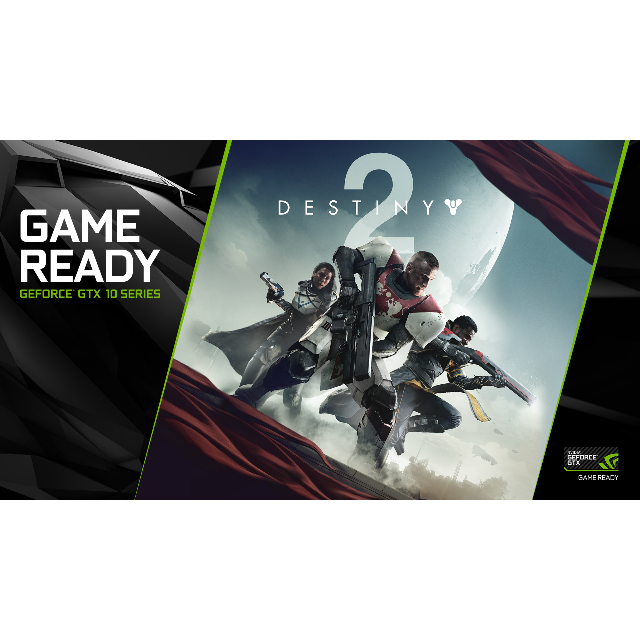 Destiny 2 - Nvidia GeForce experience redemption 1080 1080TI