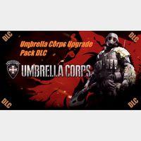 Umbrella Corps/Biohazard Umbrella Corps Upgrade Pack DLC Key Steam GLOBAL Instant Delivery!!!