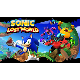 Sonic Lost World Steam Key GLOBAL Instant Delivery!!!