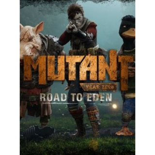 Mutant Year Zero: Road to Eden Steam Key GLOBAL Instant Delivery!!!