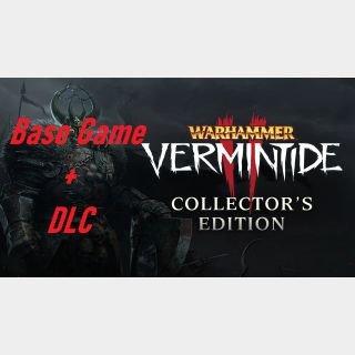 Warhammer: Vermintide 2 - Collector's Edition Steam Key GLOBAL Instant Delivery!!!