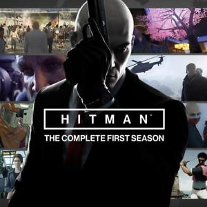HITMAN - THE COMPLETE FIRST SEASON Steam Key GLOBAL Instant Delivery!!!