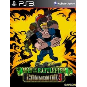 Wolf of the Battlefield: Commando 3 PSN Key PS3 NORTH AMERICA Instant Delivery!!!