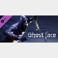 Dead by Daylight - Ghostface DLC Steam Key Global Instant Delivery!!!