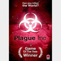 Plague Inc: Evolved Steam Key GLOBAL Instant Delivery!!!