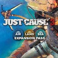 Just Cause 3 : Air, Land & Sea Expansion Pass DLC Key Steam GLOBAL Instant Delivery!!!