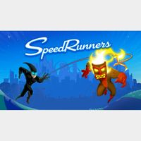 SpeedRunners Steam Key GLOBAL Instant Delivery!!!