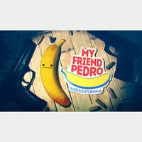 My Friend Pedro Steam Key GLOBAL Instant Delivery!!!
