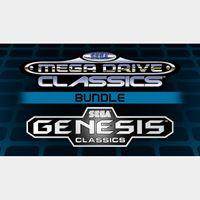 SEGA Mega Drive and Genesis Classics Steam Key GLOBAL Instant Delivery!!!