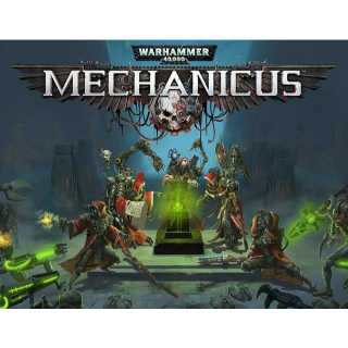 Warhammer 40,000: Mechanicus Steam Key GLOBAL Instant Delivery!!!